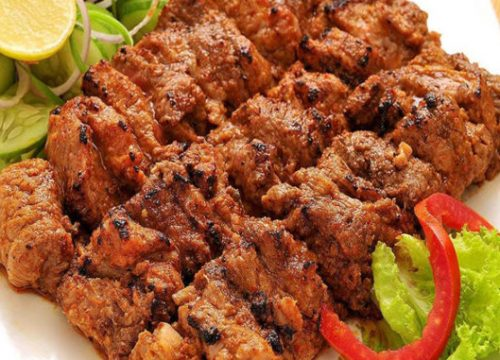 Delicious Mutton Tikka Masala Boti Pakistani Food Recipe