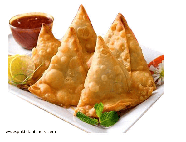 Easy & Quick Aloo ka Samosa Pakistani Food Recipe