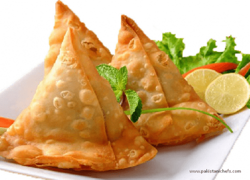 Easy & Quick Aloo ka Samosa Pakistani Food Recipe