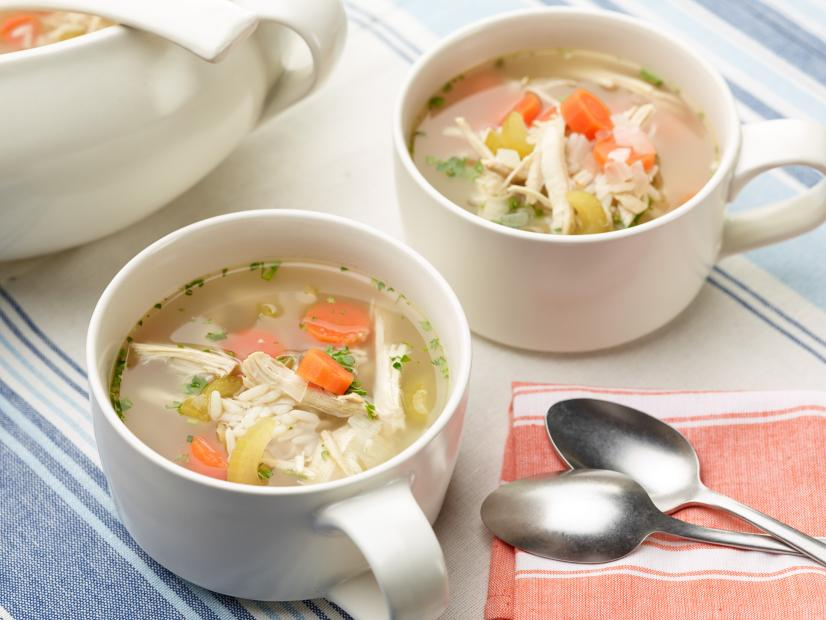 Homemade Chicken Soup Pakistani Food Recipe
