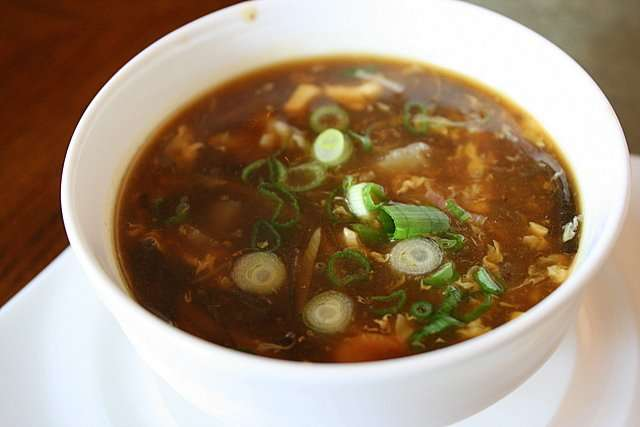 Hot And Sour Soup Pakistani Food Recipe