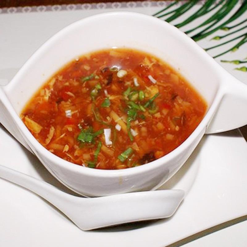 Chicken Hot & Sour Soup Pakistani Food Recipe