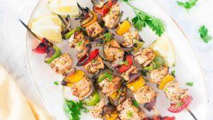 Easy Chicken Kebab Pakistani Food Recipe
