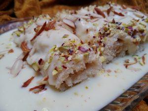 Bread Malai Roll Pakistani FooBread Malai Roll Pakistani Food Recipe (With Video) Recipe (With Video)