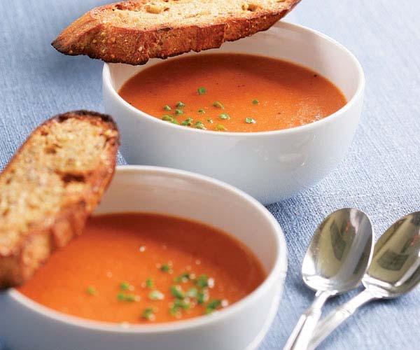 Classic Tomato Soup Pakistani Food Recipe