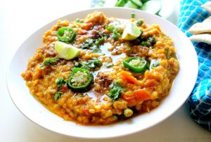 Bhuni Moong Masoor Ki Dal Pakistani Food Recipe