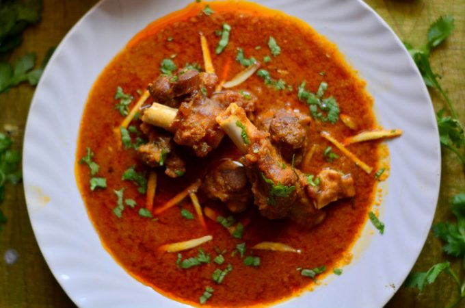 Easy & Delicious Beef Nalli Nihari Pakistani Food Recipe
