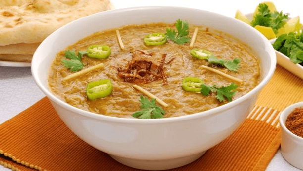 Delicious Chicken Haleem Pakistani Food Recipe