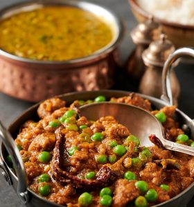Keema Matar (Mince With Peas) Pakistani Food Recipe: