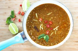 Sabut Moong Dal (Punjabi Style) Pakistani Food Recipe