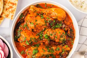 Delicious Achari Chicken Curry Pakistani Food Recipe