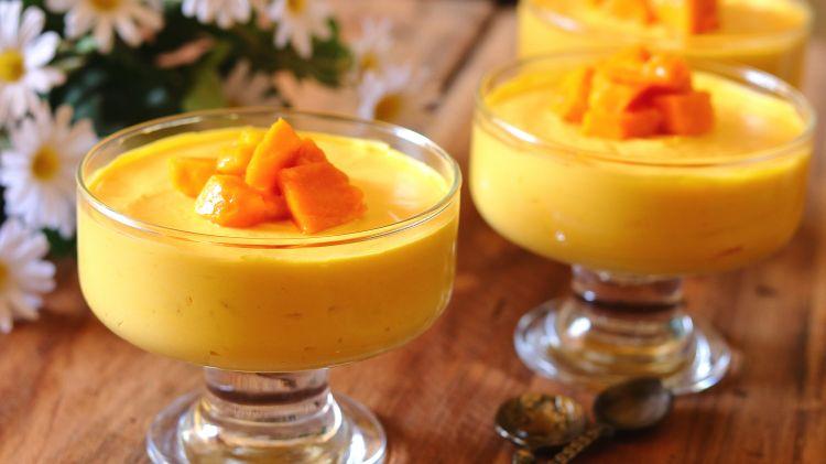 Mango Mousse Pakistani Food Recipe