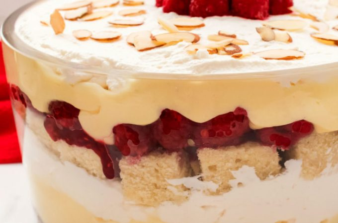 Classic Trifle Pakistani Food Recipe