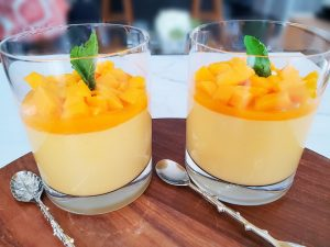 Mango Mousse Pakistani Food Recipe