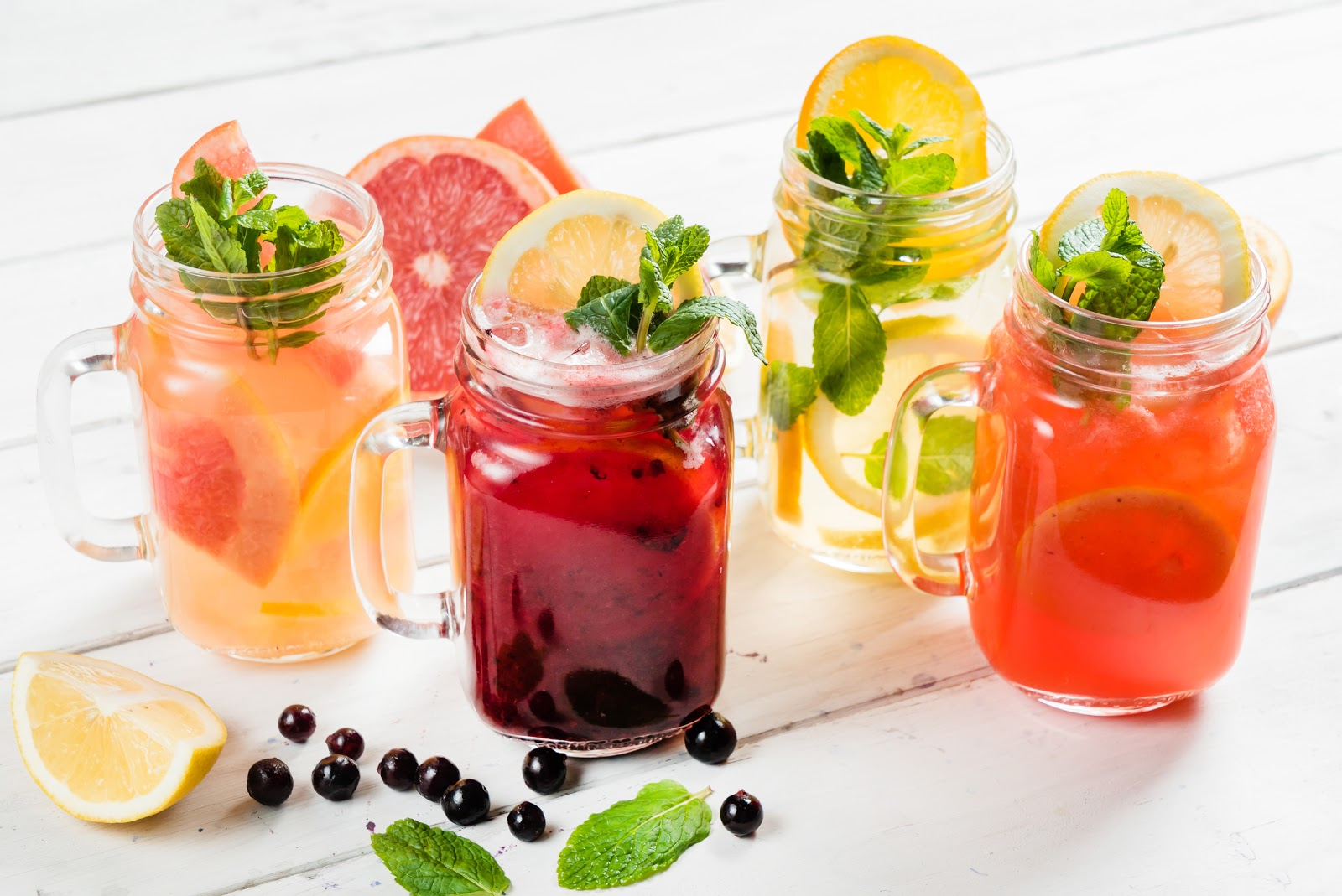 Amazing 4 Refreshing Summer Drinks | Fruits Summer Drinks