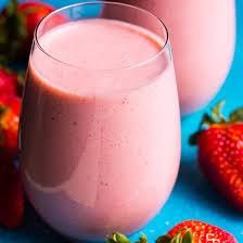 Healthy & Simple Strawberry Smoothie Pakistani Food Recipe