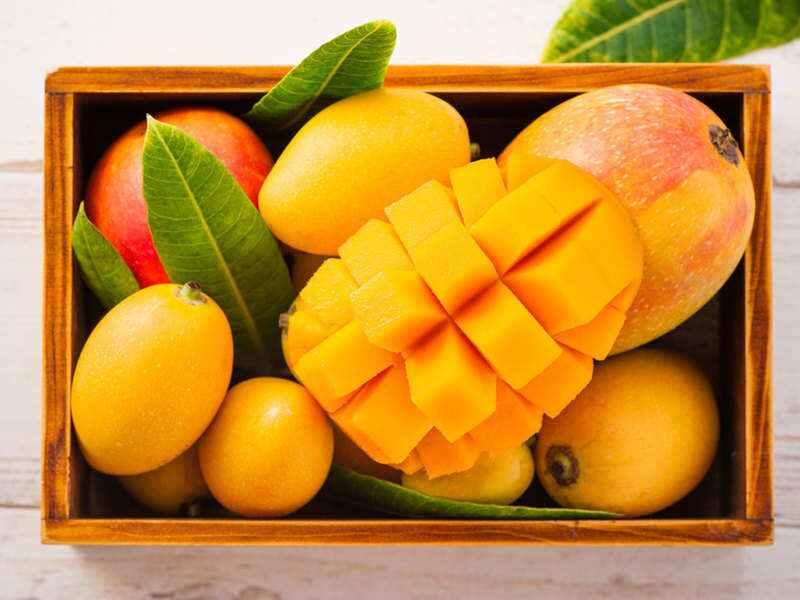 Easy Mango Smoothie Pakistani Food Recipe