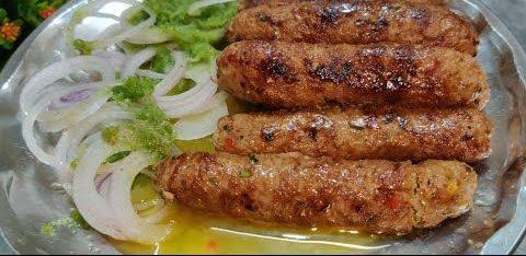 Eid Special Qureshi Kabab Pakistani Food Recipe