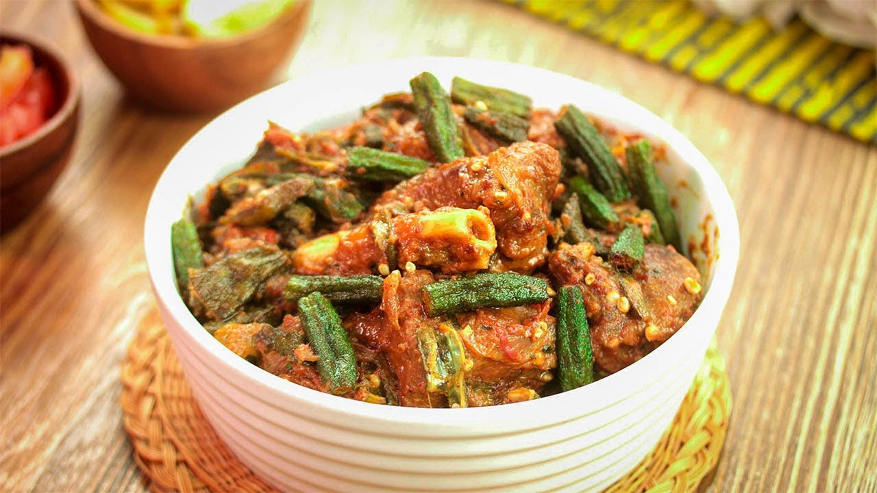 Bhindi Gosht Recipe